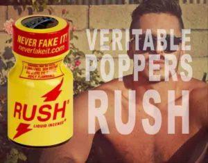 Rush aromes quel est son effet