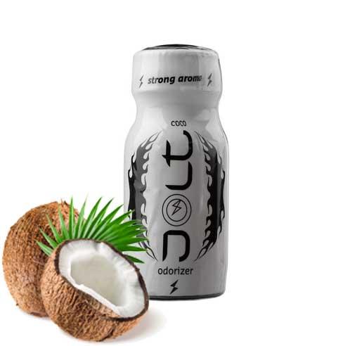 poppers jolt a la noix de coco